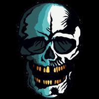 Totenkopf Totenkopf Schädel Fantasy Halloween
