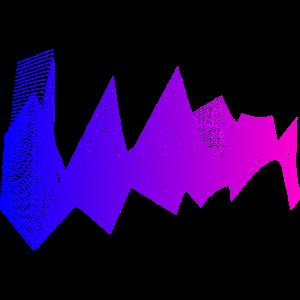 Wellen abstrakt