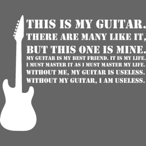 This is My Guitar