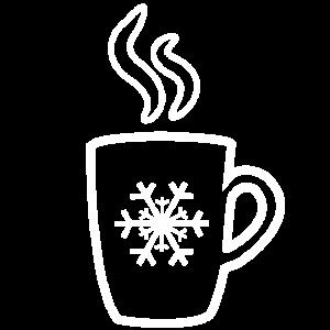 Glühwein Winter Geschenkidee Weihnachtsmarkt Tasse
