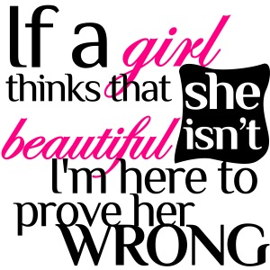 if a girl
