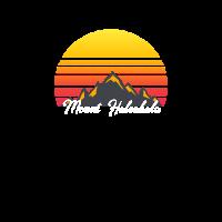 Mount Haleakala Hawaii Sonnenuntergang Wandern