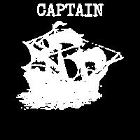 Bootskapitän, Seemann, Segeln Kapitän Geschenk