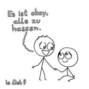 Ist okay!