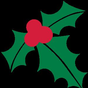 Stechpalme Weihnachten