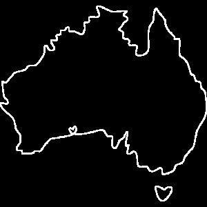 AUSTRALIEN Herz
