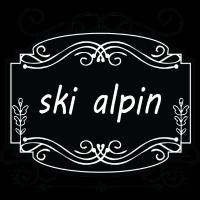 Ski Alpin Geschenk