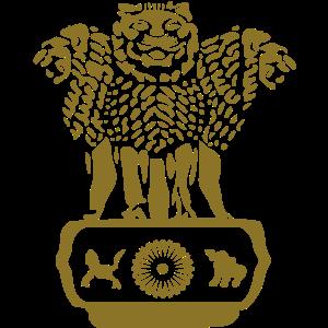 Emblem von Indien