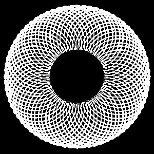 Kornkreis der Heiligen Geometrie