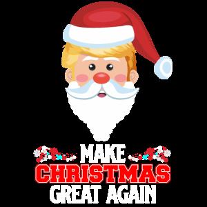 Machen Sie Weihnachten wieder groß Donald Trump