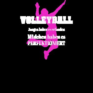 Volleyball Geschenk Design Idee