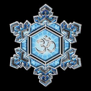 Wasserkristall - Dankbarkeit / OM / Emoto