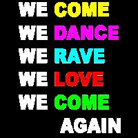 Come Dance Rave