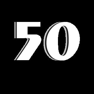 50er Geburtstag - Geburtstagsgeschenk