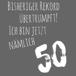 50 Geburtstag - Bisheriger Rekort übertrumpft