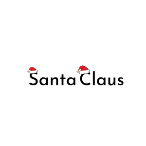 Santa Claus Muetze Geschenk