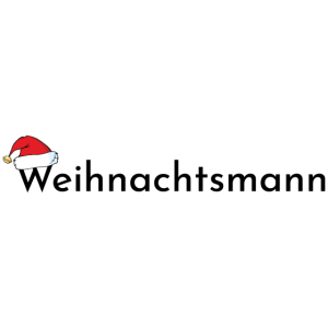Weihnachtsmann Muetze Geschenk
