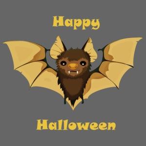 Happy Halloween Fledermaus