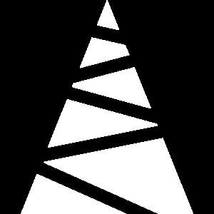 Abstrakter Tannenbaum