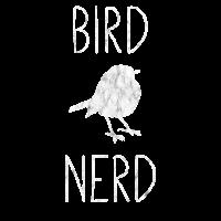 Lustig Bird Nerd Geschenk Bird Lover Haustier