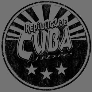 Cuba Libre (1c musta)