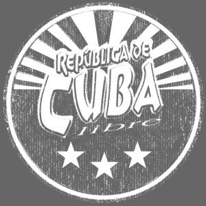 Cuba Libre (1c hvid)
