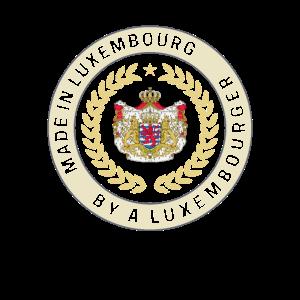 Luxemburg Altstadt Stadt Luxemburger Logo Geschenk