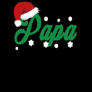 Weihnachten Papa