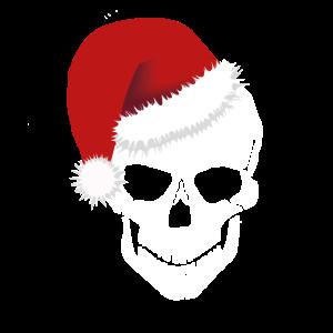Weihnachten Totenkopf
