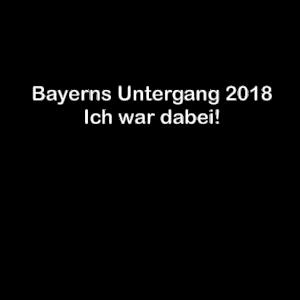 Bayerns Untergang 2018 lustig humor Fußball