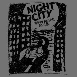 Night City (1c hvid)