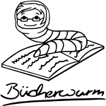 Bücherwurm (1)