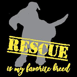 Rettung ist mein Liebling - Welpen-Shirt