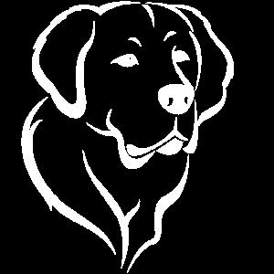 Hunde-Silhouette 3