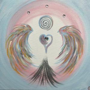 Herzengel des Friedens