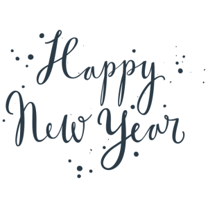 Happy New Year - Silvester