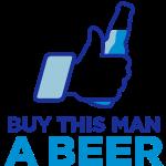 Geef deze man bier. Morgen is zijn bruiloft.