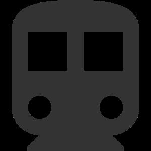 U-Bahn | Schwarz | Geschenkidee