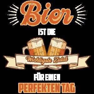 Bier Zutat Tag Perfekt Trinker