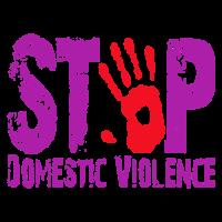 Häusliche Gewalt Bewusstsein Monat Shirt