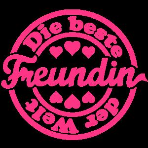 Beste Freundin (Stempel) 02