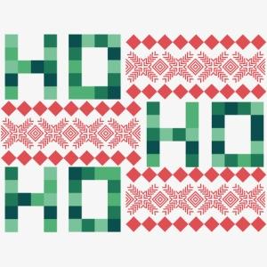 Ho, Ho, Ho / Ugly X-Mas 2