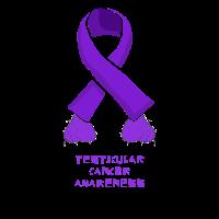 Hodenkrebs-Bewusstsein