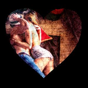Liebespaar Liebe