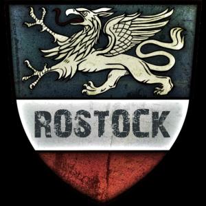 Rostock, Greif, Hansestadt - Design Geschenk