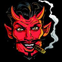 DIABLO FUMANDO - DEVIL RAUCHEN