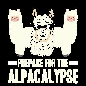 Bereiten Sie Sich Auf Das Alpacalypse Vor