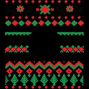 Weihnachtsshirt für das Fitnessstudio / Gym