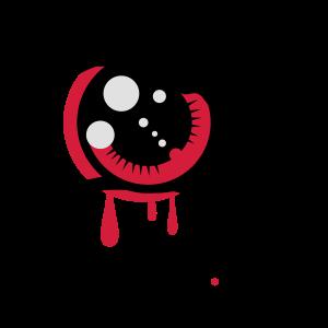 japanisches Anime Auge