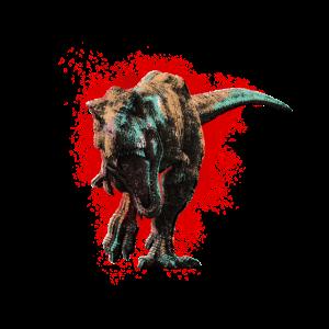Dino Dinosaurier Tyrannosaurus Geschenk